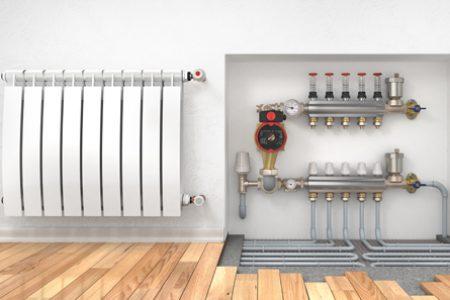 Hydronic Heating Installation